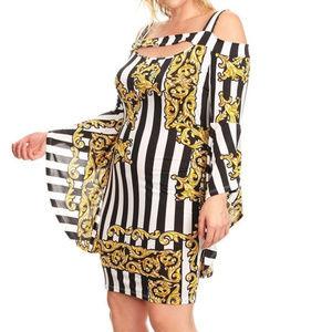 NWT Plus Size Bodycon Dresses